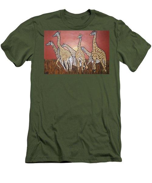 We Jammin Still Men's T-Shirt (Athletic Fit)