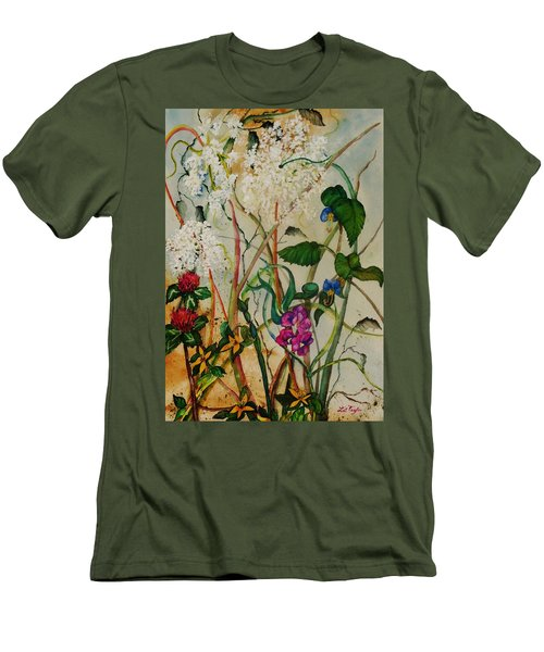 Weeds Men's T-Shirt (Athletic Fit)