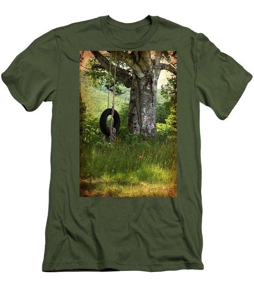 Weeee  Men's T-Shirt (Slim Fit) by Betty Pauwels