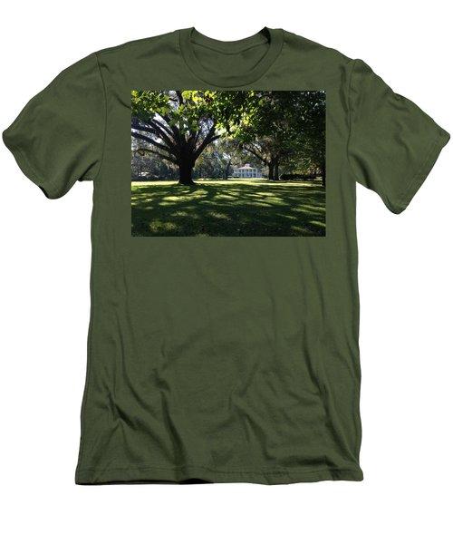 Wesley House Men's T-Shirt (Athletic Fit)