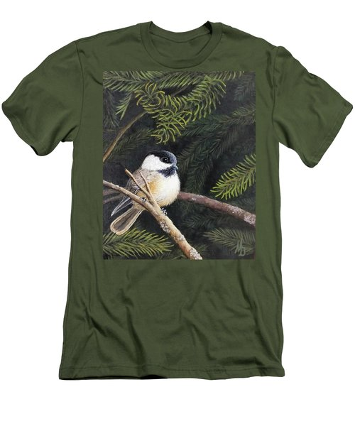 Whats New Men's T-Shirt (Athletic Fit)