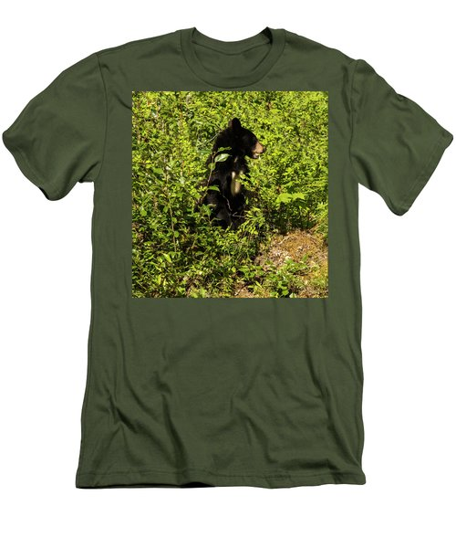 Where Are The Berries? Men's T-Shirt (Athletic Fit)