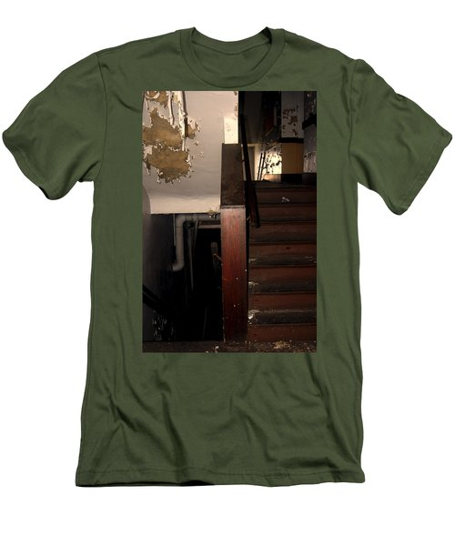 Which Way? Men's T-Shirt (Athletic Fit)