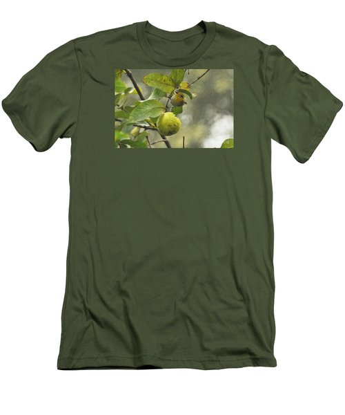 White Eye 3 Men's T-Shirt (Athletic Fit)