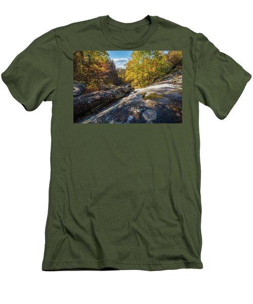 White Oak Canyon Men's T-Shirt (Athletic Fit)