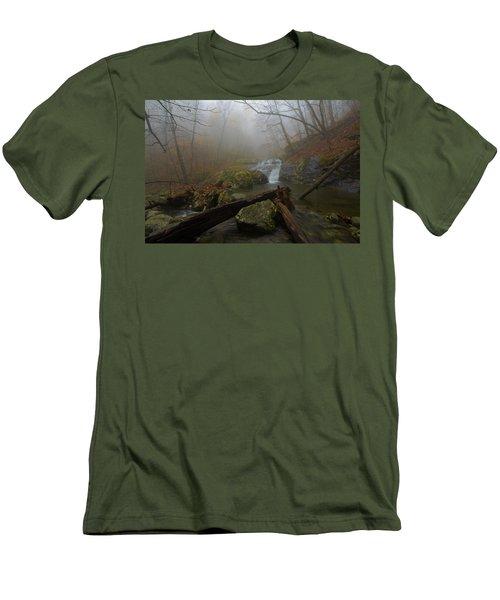White Oak Canyon Safari Men's T-Shirt (Athletic Fit)