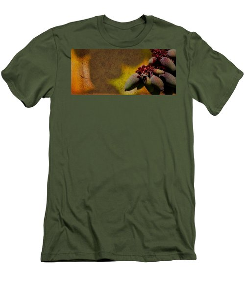 Who Knows Men's T-Shirt (Slim Fit) by Trish Tritz