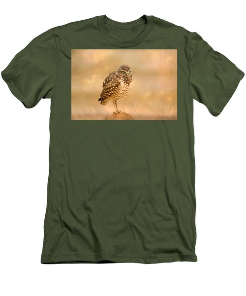 Whoo Me Men's T-Shirt (Athletic Fit)
