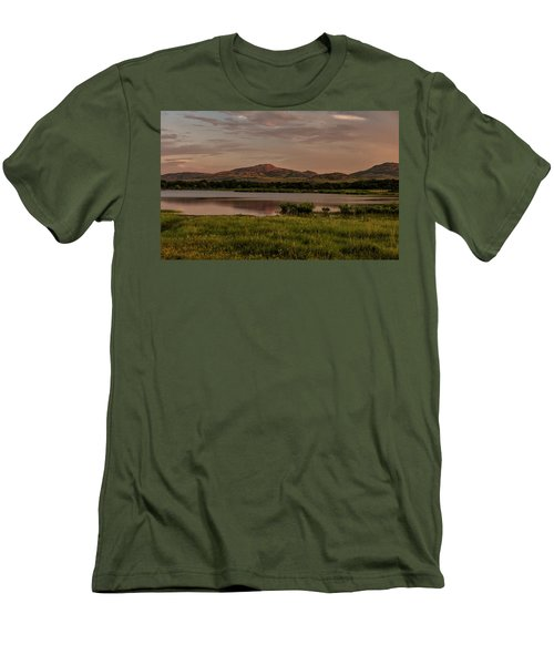 Wichita Mountains Men's T-Shirt (Athletic Fit)