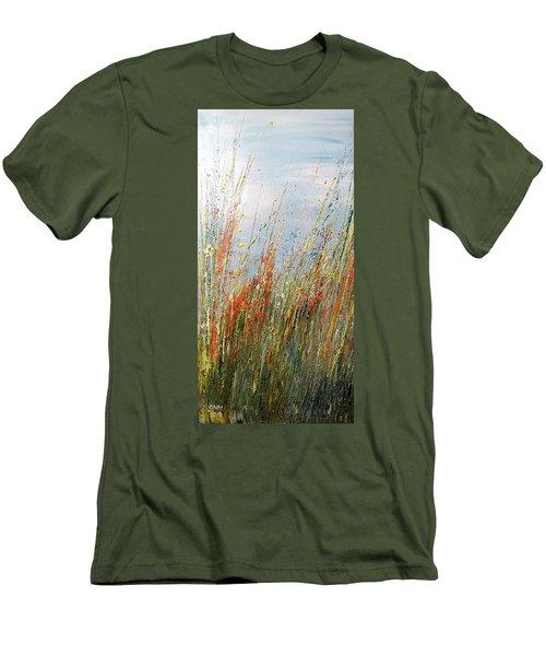 Wild N Hay Men's T-Shirt (Athletic Fit)