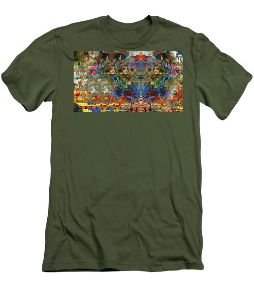 Windancer Men's T-Shirt (Athletic Fit)
