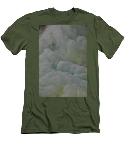Winter Green Men's T-Shirt (Athletic Fit)