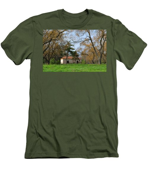 Winter Is Gone Men's T-Shirt (Athletic Fit)