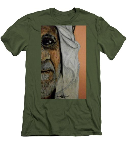 Wisdow Eye Men's T-Shirt (Athletic Fit)