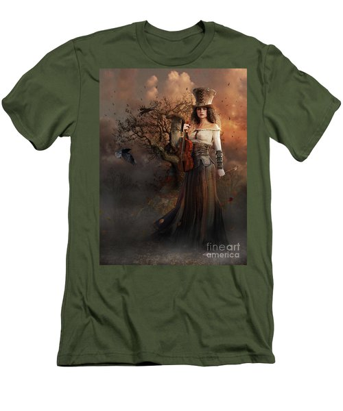 Wishing Tree Men's T-Shirt (Athletic Fit)