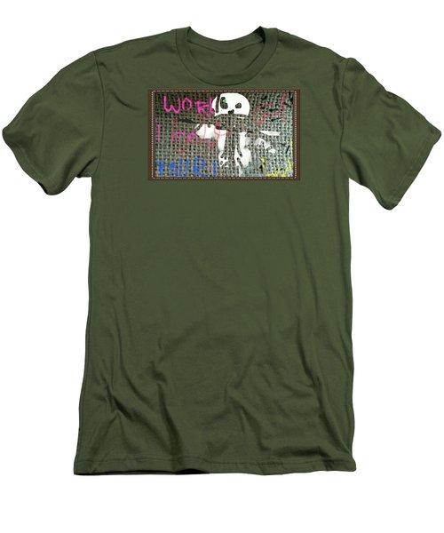World Citizen Men's T-Shirt (Athletic Fit)