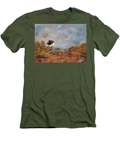 Worth The Climb Men's T-Shirt (Athletic Fit)