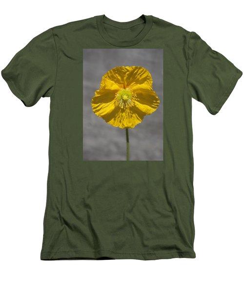 Wrinkled Beauty Men's T-Shirt (Athletic Fit)