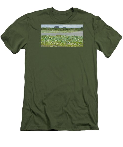 Yala National Park Men's T-Shirt (Athletic Fit)