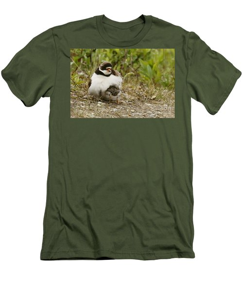 You Can't See Me Now . . . Men's T-Shirt (Athletic Fit)