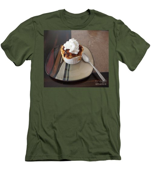 YUM Men's T-Shirt (Slim Fit) by Anne Rodkin