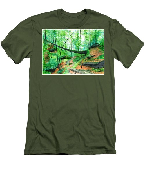 Zaleski Men's T-Shirt (Athletic Fit)