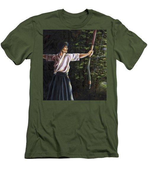 Zanshin Men's T-Shirt (Athletic Fit)