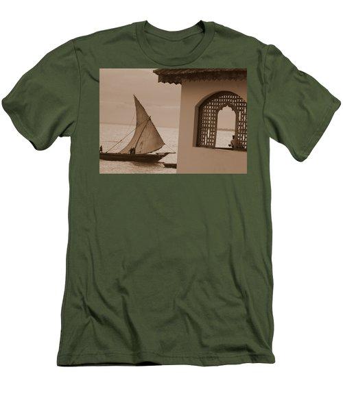 Zanzibar 1 Men's T-Shirt (Athletic Fit)