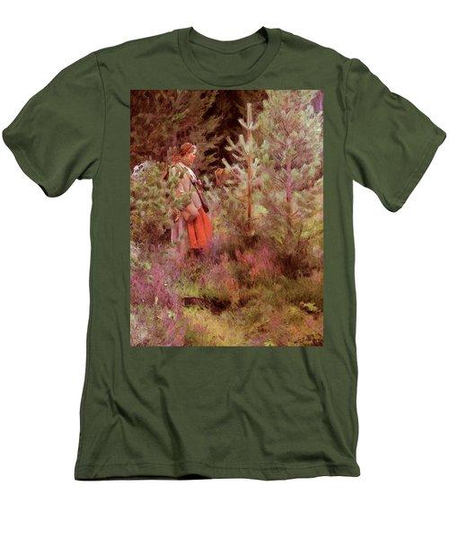 Zorn Anders Vallkulla Men's T-Shirt (Athletic Fit)