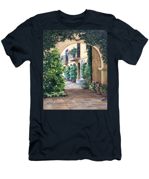 Sedona Archway Men's T-Shirt (Athletic Fit)