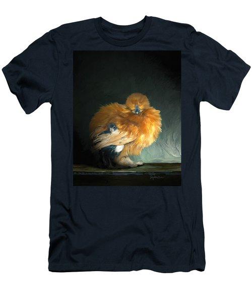 20. Hiding Men's T-Shirt (Athletic Fit)
