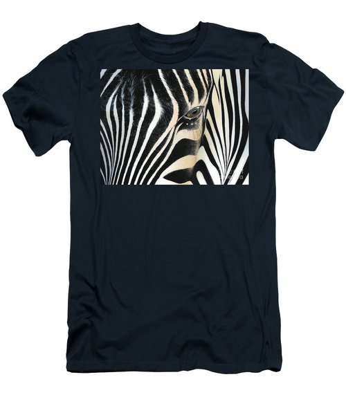 A Moment's Reflection Men's T-Shirt (Slim Fit) by Mike Brown