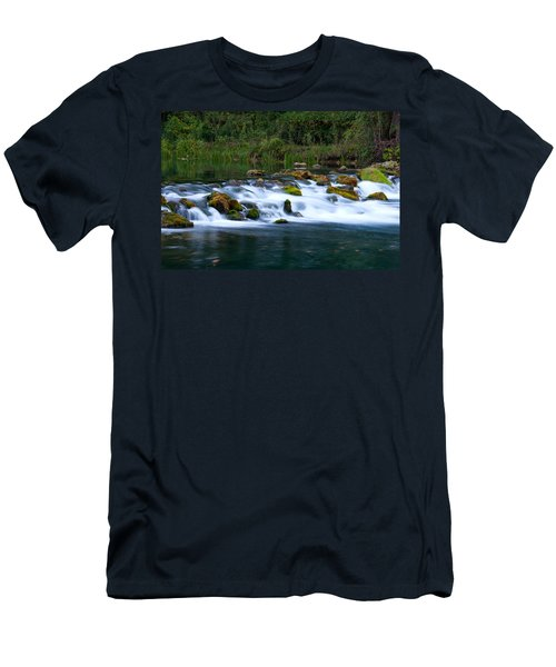 Bennett Spring Men's T-Shirt (Athletic Fit)