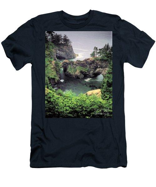 Boardman State Park, Oregon Men's T-Shirt (Athletic Fit)