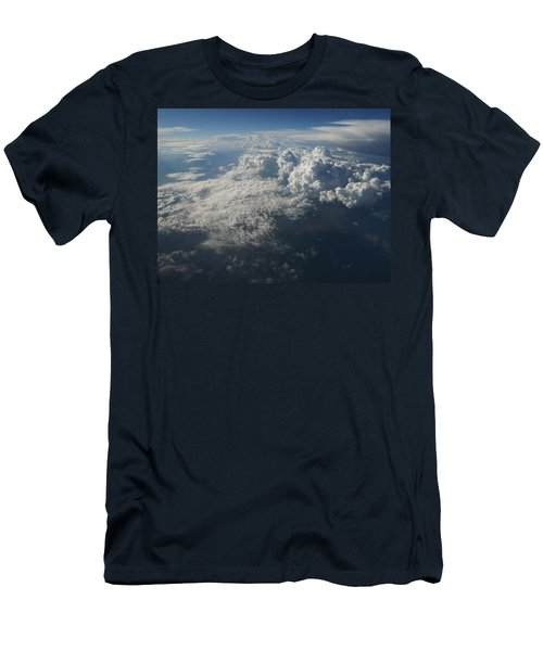 Clouds Men's T-Shirt (Athletic Fit)