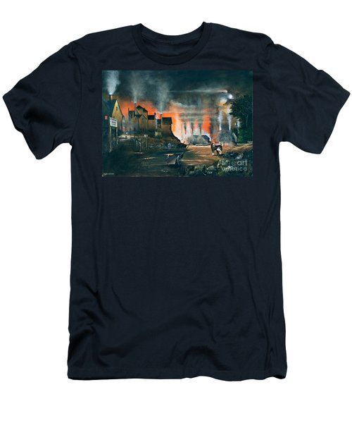 Coalbrookdale Men's T-Shirt (Athletic Fit)