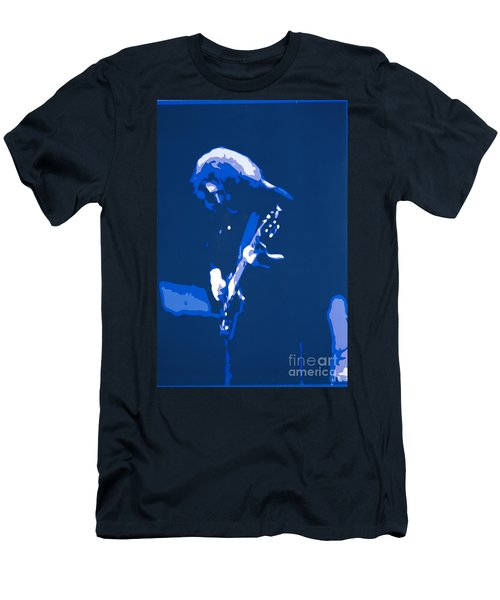 Men's T-Shirt (Slim Fit) featuring the photograph Dark Star  by Susan Carella
