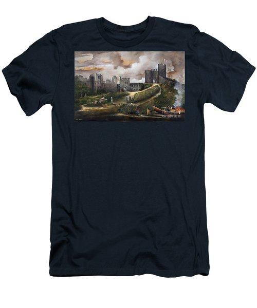 Dudley Castle 2 Men's T-Shirt (Athletic Fit)