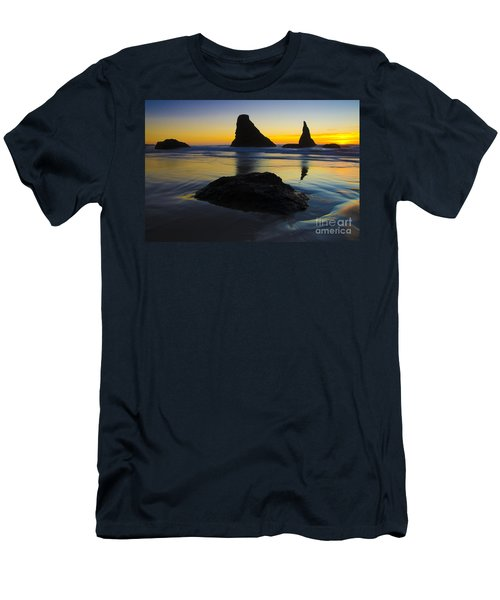 Earth The Blue Planet 6 Men's T-Shirt (Athletic Fit)