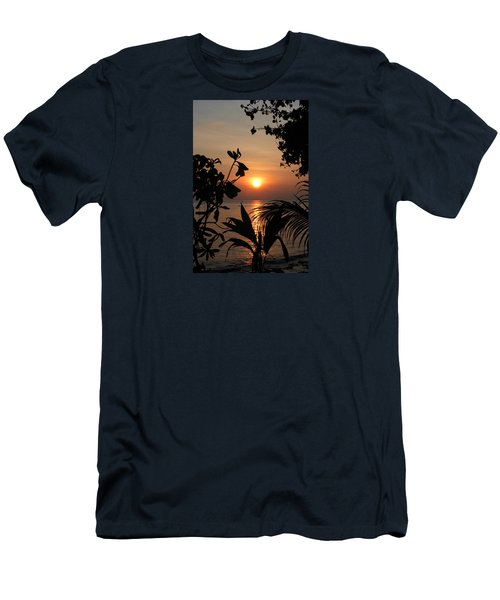 Evening Sun Men's T-Shirt (Slim Fit) by Elizabeth Lock