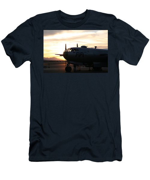 Men's T-Shirt (Slim Fit) featuring the photograph Fi-fi by David S Reynolds