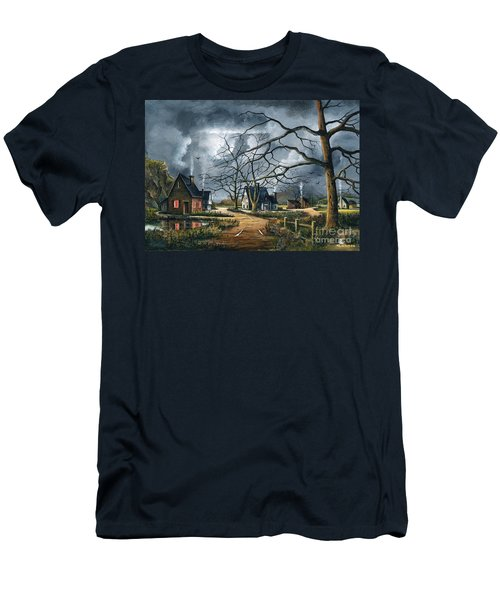 Gathering Storm Men's T-Shirt (Athletic Fit)
