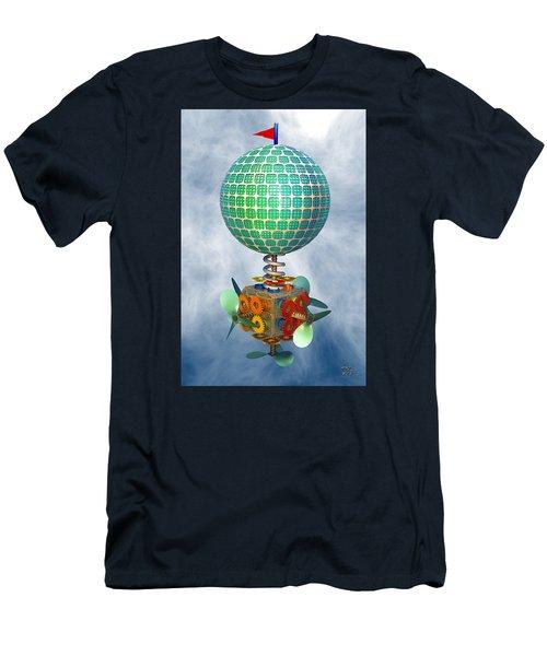 Improbability Men's T-Shirt (Athletic Fit)