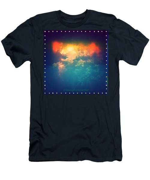Darkest Before The Dawn Iv Men's T-Shirt (Slim Fit) by Anna Porter