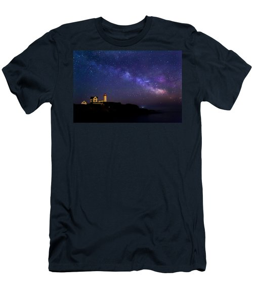 Milky Way Men's T-Shirt (Athletic Fit)