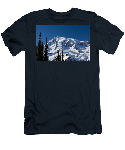 Mount Ranier Men's T-Shirt (Athletic Fit)