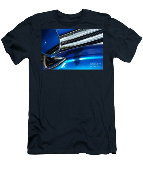 Men's T-Shirt (Slim Fit) featuring the photograph Nash IIi by Christiane Hellner-OBrien