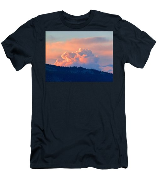 Soothing Sunset Men's T-Shirt (Slim Fit)