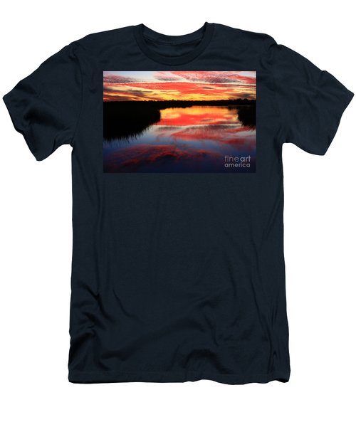 South Ponte Vedra Coast Men's T-Shirt (Athletic Fit)