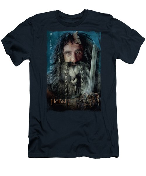 The Hobbit - Bifur Men's T-Shirt (Athletic Fit)